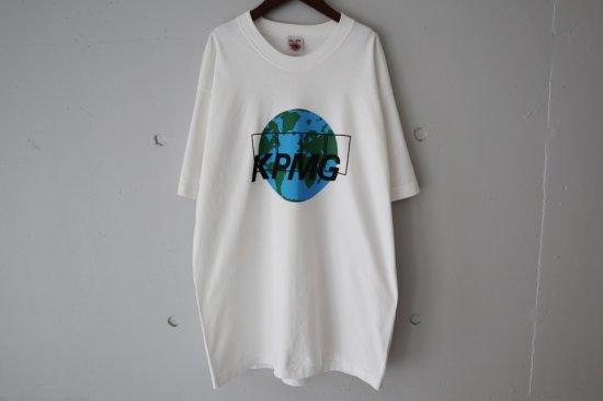 90's KPMG T-shirts Size:L
