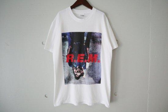 90's R.E.M. 1995 Tour T-Shirts Size:L