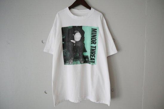 90's Minor Threat T-Shirts