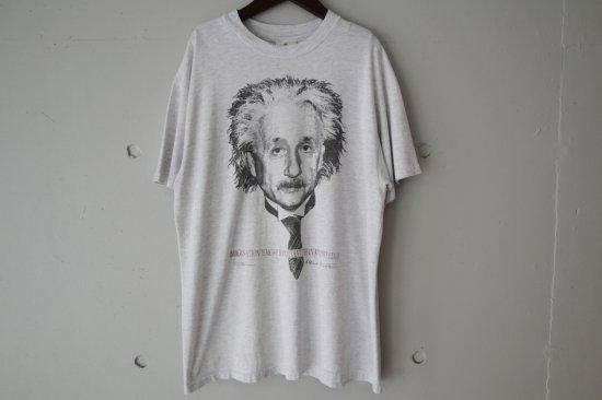 90's Albert Einstein T-Shirts Size:L