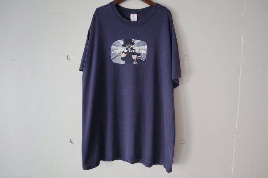 "90's Jamiroquai ""Virtual Insanity"" T-Shirts Size:XL"