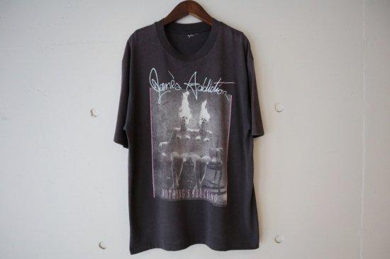 80's Jane's Addiction Nothing's Shocking T-shirts