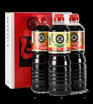 ミヱマン醤油ギフト3本セット(MA-12)