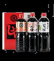 ミヱマン醤油ギフト3本セット(MA-18)