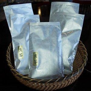 千客万来「煎茶」-senkyakubanrai sencha-