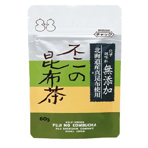 【化学調味料無添加】不二の昆布茶
