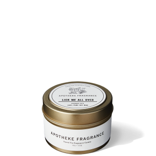 【AOPTHEKE FRAGRANCE】TRAVEL TIN CANDLE