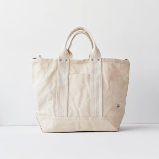 【ENDS and MEANS】 2WAY CANVAS TOTE BAG