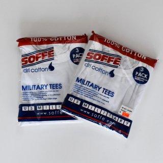 SOFFE 3PACK S/S TEE ソフィー 3パック Tシャツ