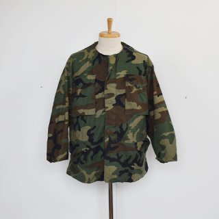 US ARMY M65 Field Jacket REMAKE [Sunny Side Up] Size:3 Woodland Camo