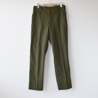 【USED】BRITISH ARMY FIELD PANTS