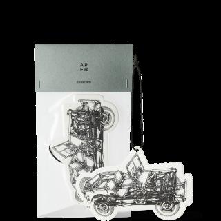 【APFR】FRAGRANCE PAPER TAG