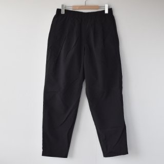【BURLAP OUTFITTER】  TRACK PANTS SOLID -Black-