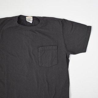 【GOODWEAR】 Short Sleeve Pocket TEE -USED BLACK-
