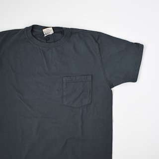 【GOODWEAR】 Short Sleeve Pocket TEE -CHARCOAL-