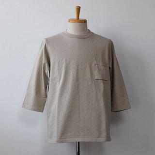 【Jackman】DOTSUME  Half Sleeve T Shirts  -Dirty Base-