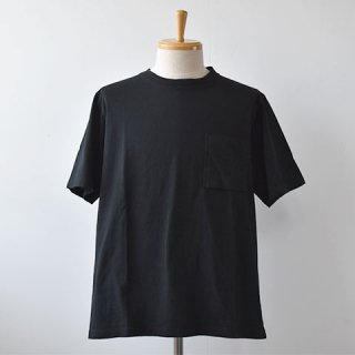 【Jackman】 Pocket Short Sleeve TEE  [Black]