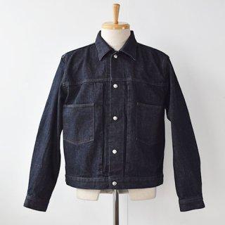 【ENDS and MEANS】Denim Jacket  -Indigo-