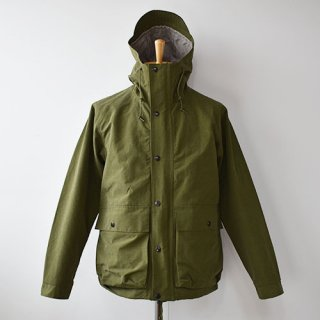 【ENDS and MEANS】   SANPO JACKET 20AW -Olive-