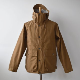【ENDS and MEANS】  SANPO JACKET 20AW -Mocha-