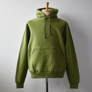 【ENDS and MEANS】 HOODIE SWEAT 20AW -Matcha Green-