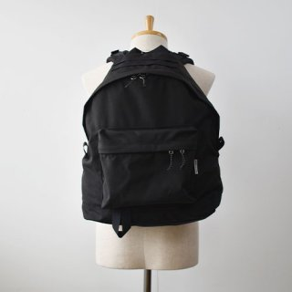 【ENDS and MEANS】  DAYTRIP BACKPACK -Black-