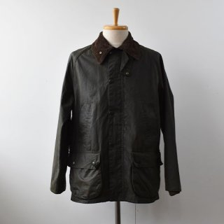 【YOUSED】Old Barbour  Resize&Oilout + Reproof  Size:38 -Olive-