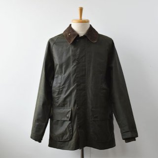 【YOUSED】Old Barbour  Resize&Oilout + Reproof  Size:40 -Olive- [A]