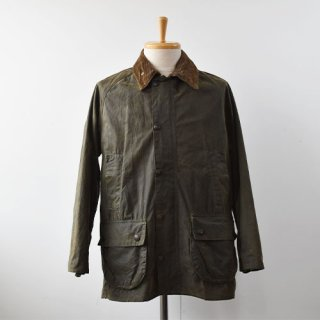 【YOUSED】Old Barbour  Resize&Oilout + Reproof  Size:40 -Olive- [C]