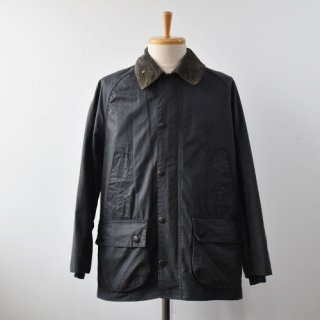 【YOUSED】Old Barbour  Resize&Oilout + Reproof  Size:38 -Navy-