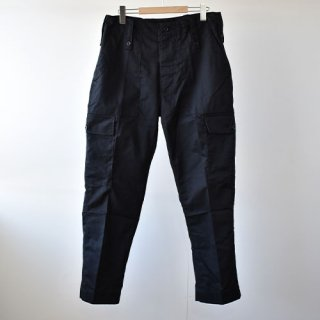 【DEAD STOCK】BRITISH ARMY CARGO TROUSERS-BLACK-
