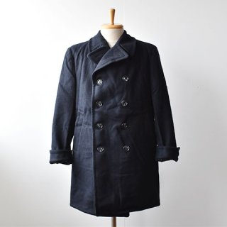【60's Vintage】SWEDISH NAVY  PEA COAT