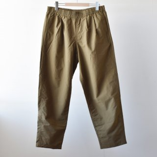 <img class='new_mark_img1' src='https://img.shop-pro.jp/img/new/icons14.gif' style='border:none;display:inline;margin:0px;padding:0px;width:auto;' />【BURLAP OUTFITTER】  TRACK PANTS SOLID -Coyote-