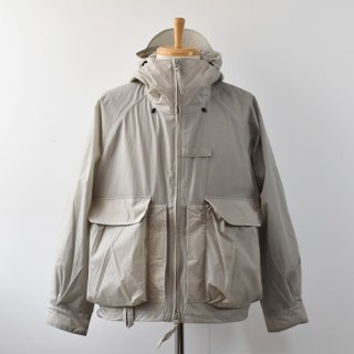 <img class='new_mark_img1' src='https://img.shop-pro.jp/img/new/icons14.gif' style='border:none;display:inline;margin:0px;padding:0px;width:auto;' />【ENDS and MEANS】Haggerston Parka 2021SS -Light Gray-