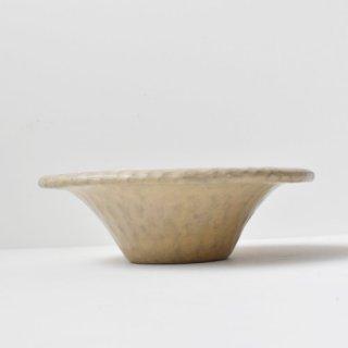 【成田周平】スープ皿 -Beige-