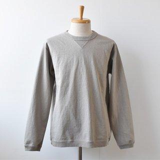 【Jackman】Dotsume Rib LS T-Shirt 2021SS -Dirty Dirty Base-