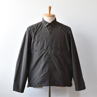 【ENDS and MEANS】Light Jacket 2021SS -African Black-