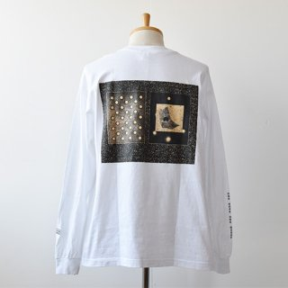 【ENDS and MEANS】Long Sleeve TEE