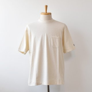 <img class='new_mark_img1' src='https://img.shop-pro.jp/img/new/icons14.gif' style='border:none;display:inline;margin:0px;padding:0px;width:auto;' />【ENDS and MEANS】  Short Sleeve Pocket TEE 2021SS  -Oatmeal-