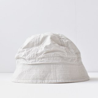 【ENDS and MEANS】2021SS ARMY HAT -Off Beige-