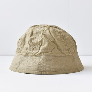 【ENDS and MEANS】2021SS ARMY HAT -Khaki-