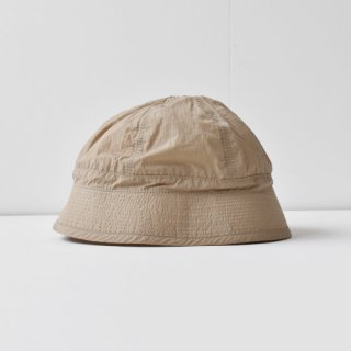 【ENDS and MEANS】2021SS NYLON ARMY HAT -Graige-