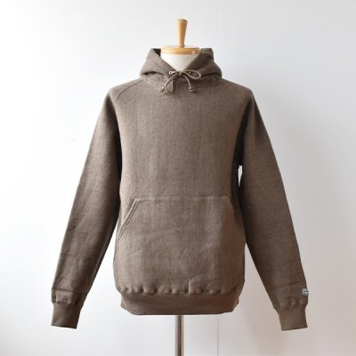 <img class='new_mark_img1' src='https://img.shop-pro.jp/img/new/icons14.gif' style='border:none;display:inline;margin:0px;padding:0px;width:auto;' />【ENDS and MEANS】2021AW HOODIE SWEAT  -Carob-