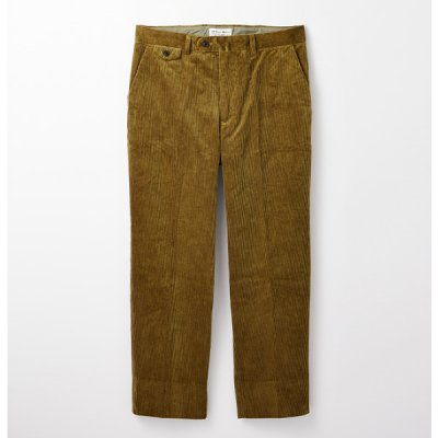 <img class='new_mark_img1' src='https://img.shop-pro.jp/img/new/icons14.gif' style='border:none;display:inline;margin:0px;padding:0px;width:auto;' />【ENDS and MEANS】 Grandpa Cord Trousers 21AW  -Brown Beige-