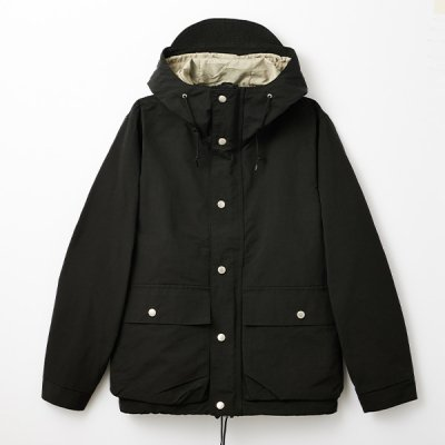 <img class='new_mark_img1' src='https://img.shop-pro.jp/img/new/icons14.gif' style='border:none;display:inline;margin:0px;padding:0px;width:auto;' />【ENDS and MEANS】 SANPO JACKET  2021AW  - BLACK -