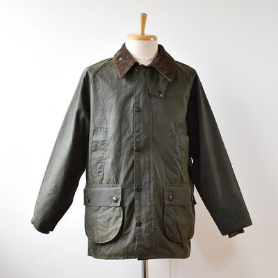 【YOUSED】Old Barbour  Resize&Oilout + Reproof  Size:38 (A) -Olive-