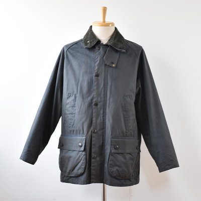 <img class='new_mark_img1' src='https://img.shop-pro.jp/img/new/icons14.gif' style='border:none;display:inline;margin:0px;padding:0px;width:auto;' />【YOUSED】Old Barbour  Resize&Oilout + Reproof  Size:38 -Navy-