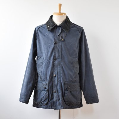 <img class='new_mark_img1' src='https://img.shop-pro.jp/img/new/icons14.gif' style='border:none;display:inline;margin:0px;padding:0px;width:auto;' />【YOUSED】Old Barbour  Resize&Oilout + Reproof  Size:40 -Navy-