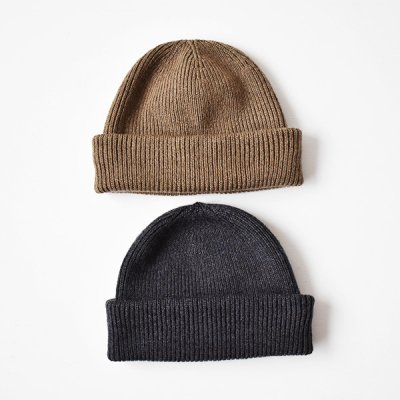 <img class='new_mark_img1' src='https://img.shop-pro.jp/img/new/icons14.gif' style='border:none;display:inline;margin:0px;padding:0px;width:auto;' />【 ENDS and MEANS】  Grandpa Knit Cap 2021AW