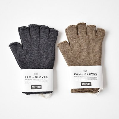<img class='new_mark_img1' src='https://img.shop-pro.jp/img/new/icons14.gif' style='border:none;display:inline;margin:0px;padding:0px;width:auto;' />【 ENDS and MEANS】  Grandpa Gloves 2021AW